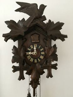 Old cuckoo clock - Black Forest Germany - approx. 1900-1920