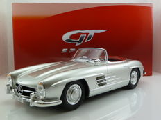 GT Spirit - Scale 1/12 - Mercedes Benz 300 SL Roadster - 1957