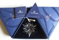 Swarovski - Christmas star 2011 - 20 years ornament.