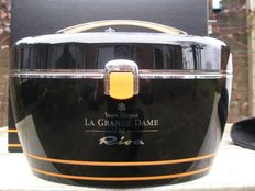 1998 Veuve Clicquot La Grande Dame, Riva Vanity Case, mint condition