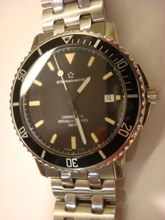 Eterna-Matic – ConTiki 1856 Chronometer – Professional Diver – Swiss Made – Circa 70s/80s