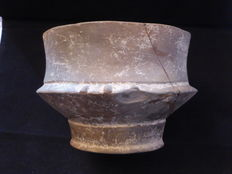 Pre-Colombian clay bowl - 170mm