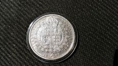United Kingdom - ½ Crown 1887 Victoria - silver