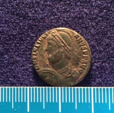 Roman Empire - Julian II - follis - post 360