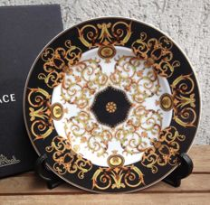 Rosenthal - Versace Barocco Collectible plate