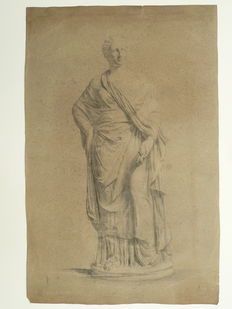 anonymous. - Classical statue. - ca. 1810