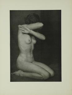 Photo; Josef Pecsi – Nude – 1938