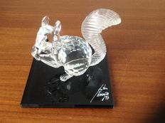Swarovski - Jubilee Squirrel.