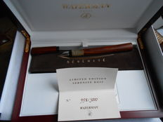 Waterman Serenity Wooden Fountain Pen