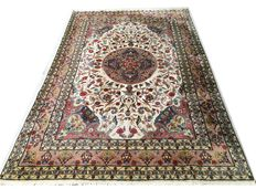 Remarkable Oriental rug  Ghoum Royal wool and silk - 315 x 210 cm