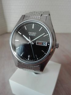 Seiko men's wristwatch – around 2008