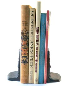 Anton Pieck; Lot with 5 books illustrated by him - 1937 / 2008