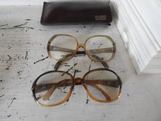 Christian Dior – two retro frames – vintage