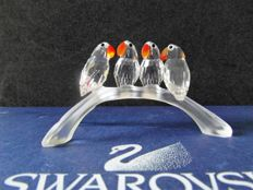 Swarovski - Lovebirds.