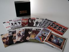 The Beatles ‎– Compact Disc EP box set