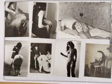 BDSM: 27 original photos - 1950/1960