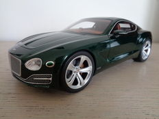 GT Spirit - Schaal 1/18 - Bentley Speed 6 EXP 10 Concept Racing Green 2015