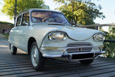 Citroën - Ami 6 Berline -1964 - year of manufacture: 29-05-1964