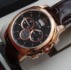 Bulova  luxury chrono dress watch