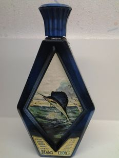 Vintage Jim Beam Whiskey decanter 1970's
