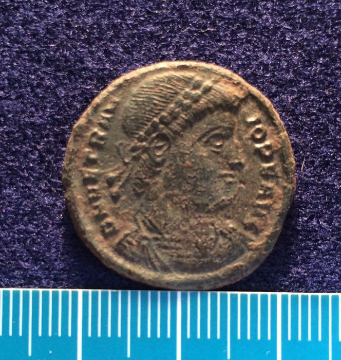 Roman Empire - Vetranio - Maiorina - post 350