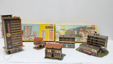 Faller H0 - B905 / 928 Design city buildings from the 60s
