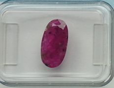 Ruby –  2.87 ct