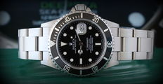 Rolex Submariner - Ref.: 16610 RRR - Nooit gepolijst - Complete set - 40 mm