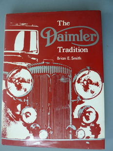 Brian E. Smith – The Daimler Tradition – 1972