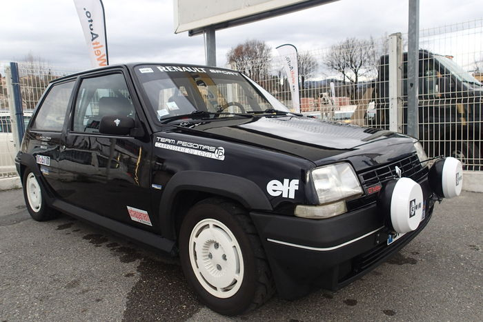 renault super 5 gt turbo 1985 catawiki. Black Bedroom Furniture Sets. Home Design Ideas