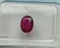 Ruby – 0.95 ct