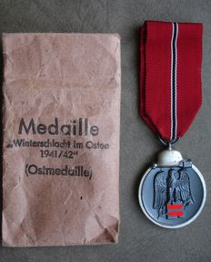 East-Medal - Winter battle in the East -World War 2