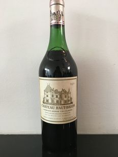 1972 Chateau Haut-Brion, Pessac-Leognan 1er Grand Cru Classé - 1 bottle 0.75L