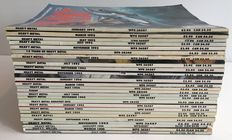 Heavy Metal - 28 US Magazines - 28x sc - 1st edition - (1992 / 1996)