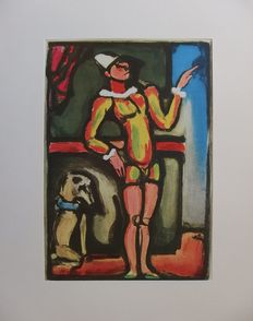 Georges Rouault (after) - Auguste