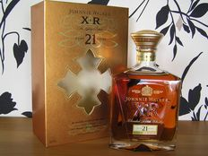 Johnnie Walker XR 21 Years Old - The Legacy Superior Blend - 75 cl US Version