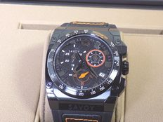 Savoy Icon Extreme Chrono Black Carbon Fiber & Orange - Polshorloge - 49 - Jaar 2017