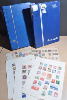Japan 1879/2010 - Batch in stock albums, on album pages and more.
