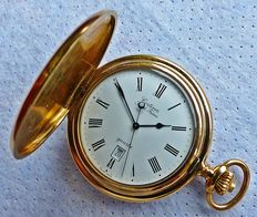 Certina Kurt Freres with date -- men's pocketwatch from the 1980s