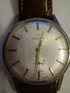 Zenith – Men's wristwatch – 1960s