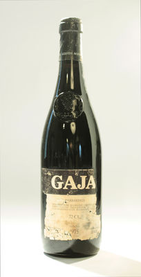 GAJA Barbaresco 1973 - 1 bottle