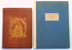 Children; Two books with fairy tales and fables- 1865 / 1945