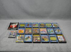 Lot of 20 Amstrad games