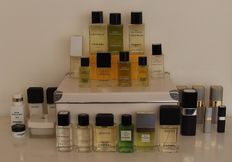 Chanel - Collection of 26 Perfume Factices
