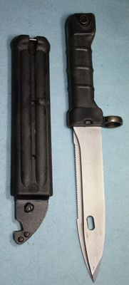 Bayonet for AK 74, M1974, NVB, Bulgaria, in very good condition