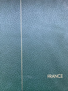 France 1849/1960 - Very strong Collection in Leuchtturm-binder