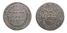 Papal State – Grosso, Year X Pius VI – Silver