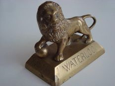 The Lion of Waterloo