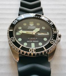 Citizen 200m Submariner 41mm from the 1990s