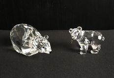 Swarovski – Grizzly cub – Polar bear